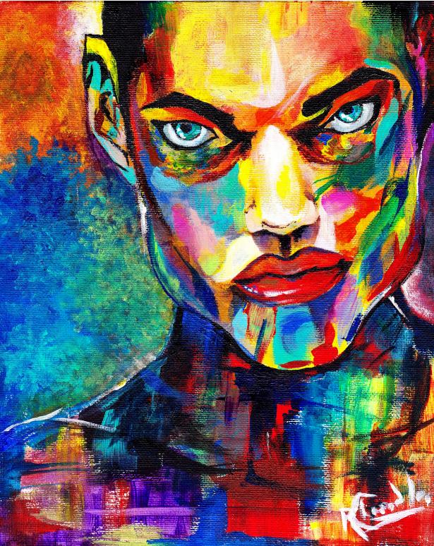 Multicolor Study