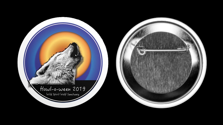 Button - Howl-o-ween 2019