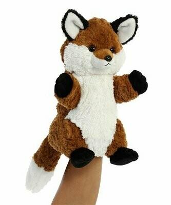 Friendly Fox Puppet