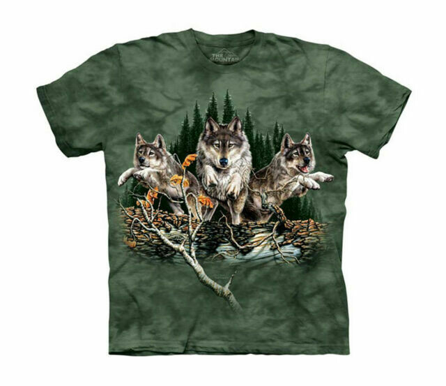 Clearance Kids T Shirt Find 12 Wolves