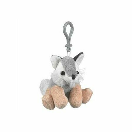 Keychain Wolf