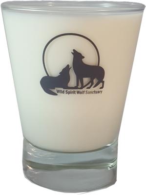 Logo Whiskey Glass