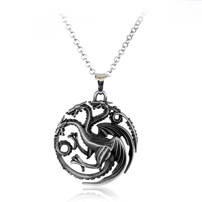 Necklace Targaryen  Dragon
