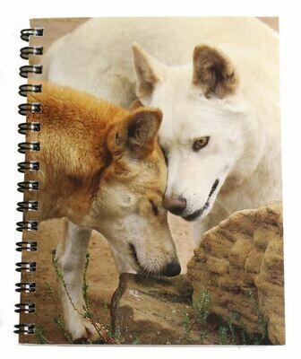 Notebook - Aussie & Glacier