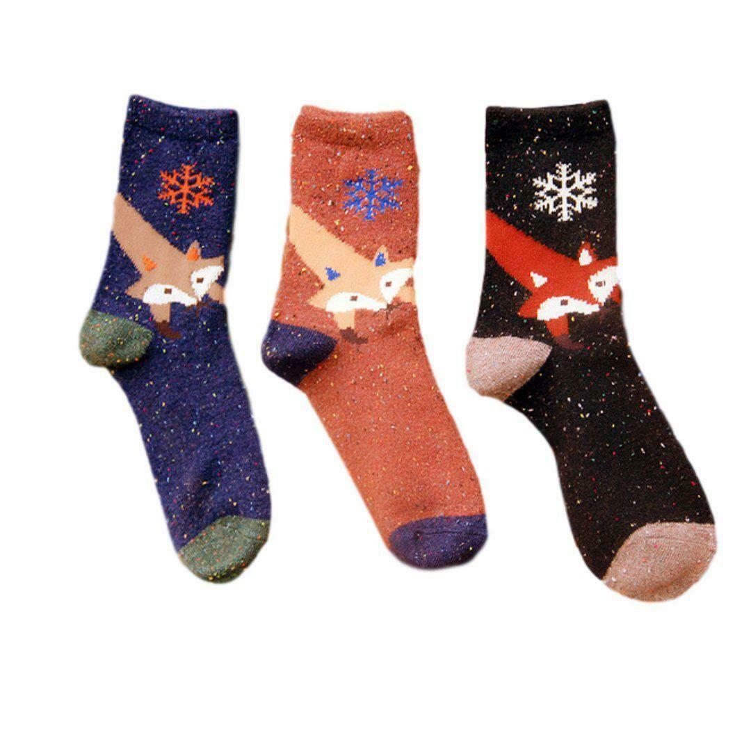 Socks - Fox