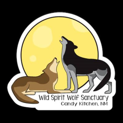 Sticker Die-cut WSWS Logo