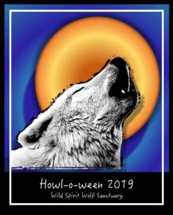 Sticker Howl-o-ween 2019