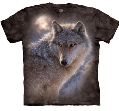 T Shirt Adventure Wolf