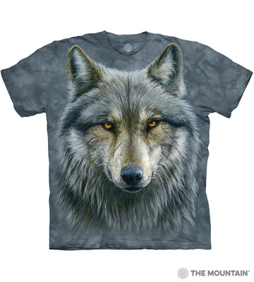 T Shirt Warrior Wolf