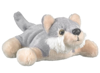 Clearance - Wolf Finger Puppet