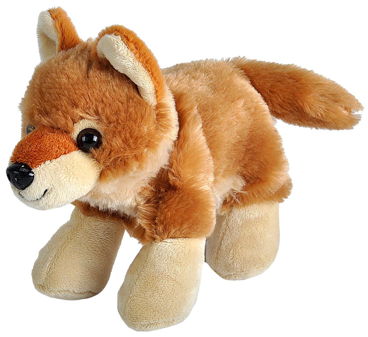 Hug'ems-Mini Coyote
