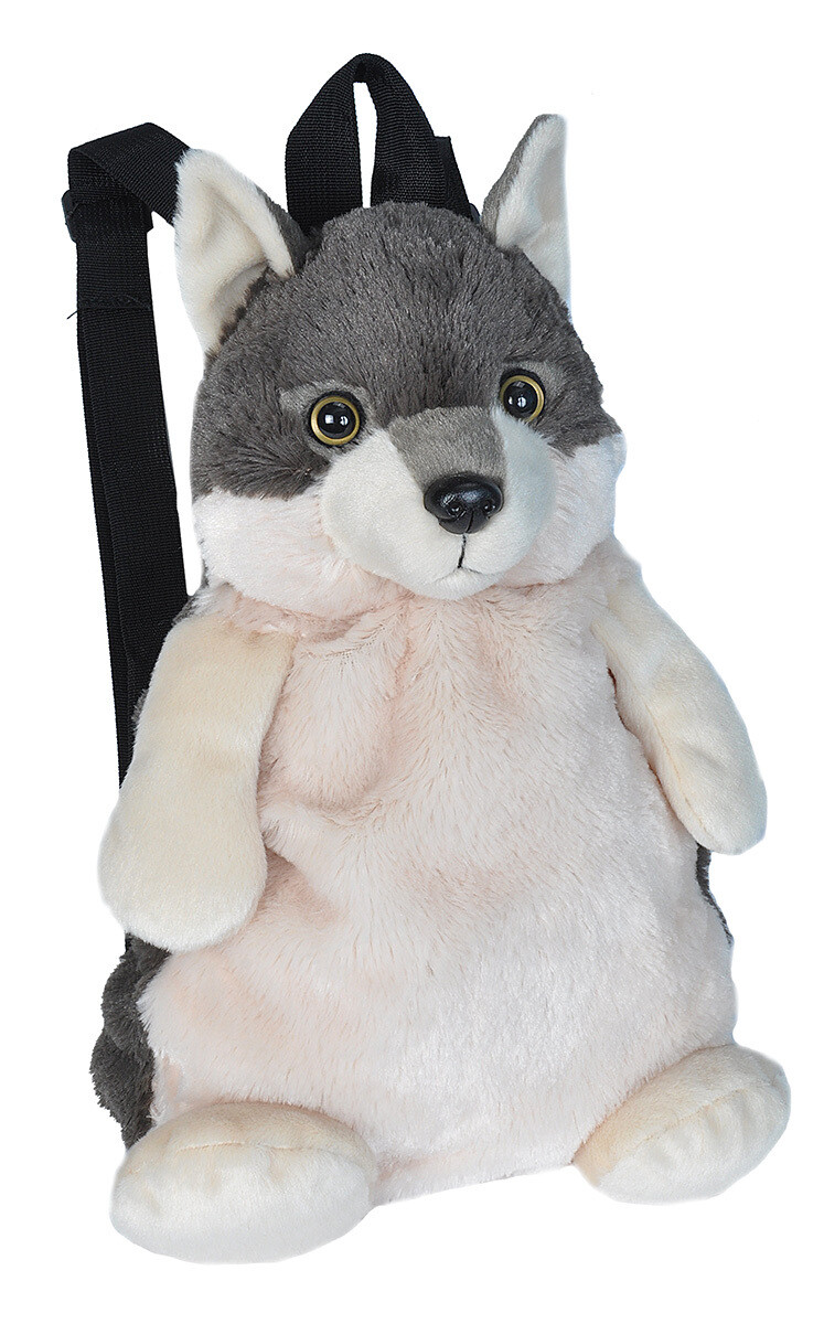 Kids Backpack Wolf