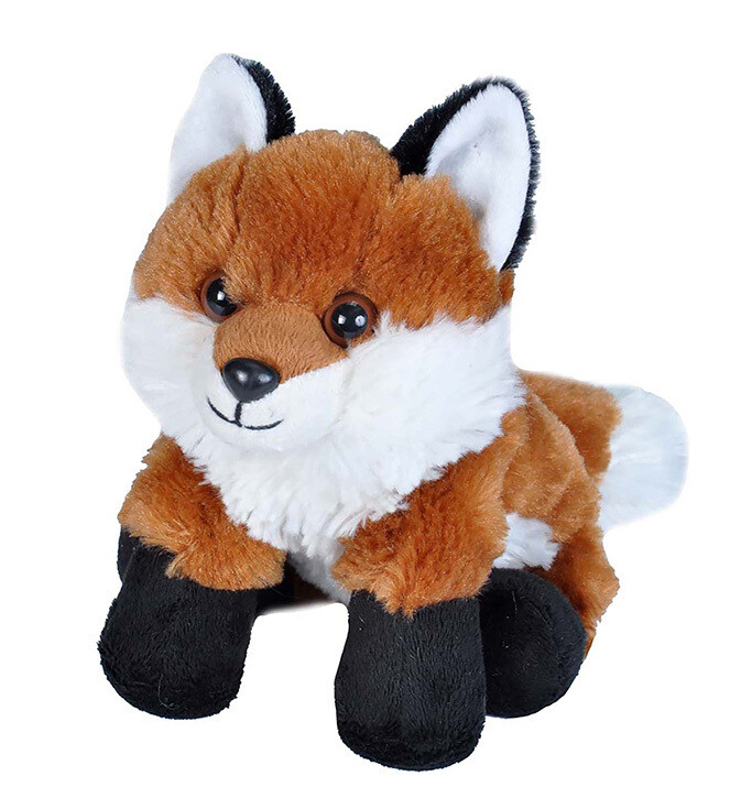 Hugems Mini Red Fox