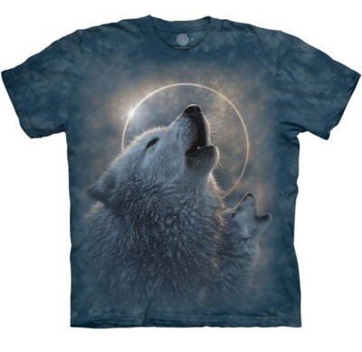 T Shirt Wolf Eclipse