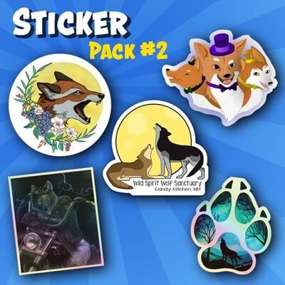 WSWS Sticker Pack 2