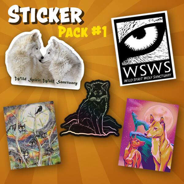 WSWS Sticker Pack 1