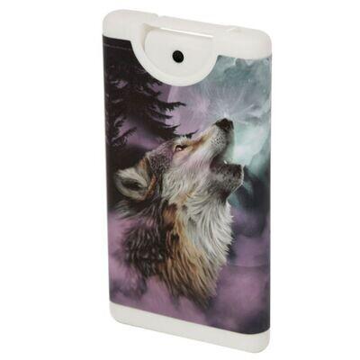 North Wolf Hand Sanitizer Spray (Refillable)
