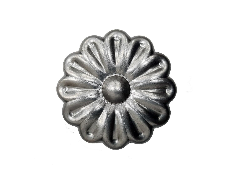 Цветок штампованный 70*1 мм