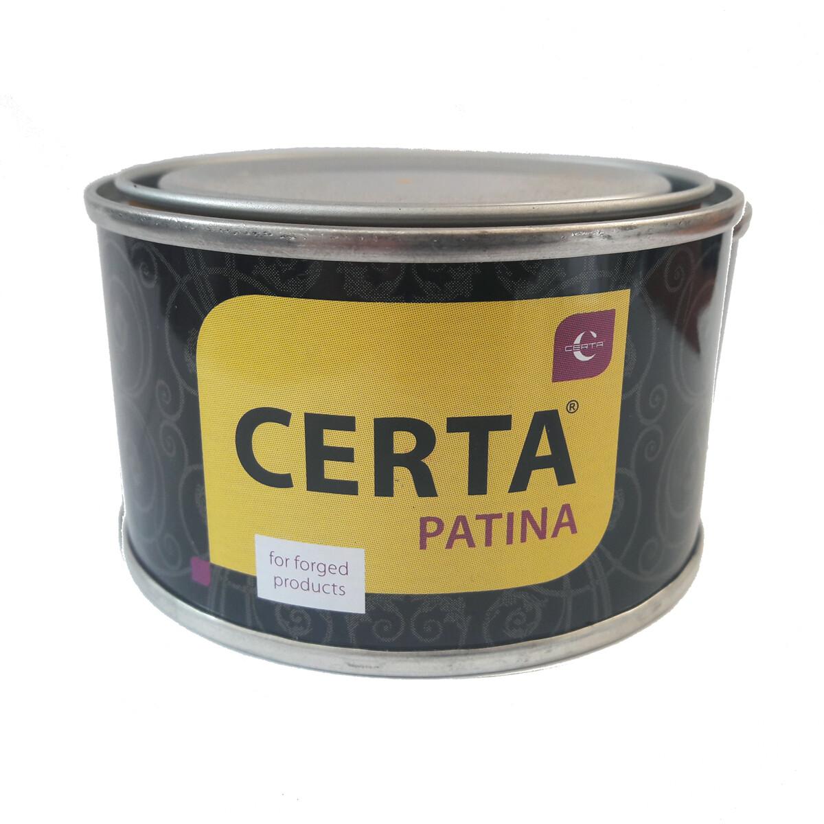Церта - Патина готическая зелень, 0,08 кг