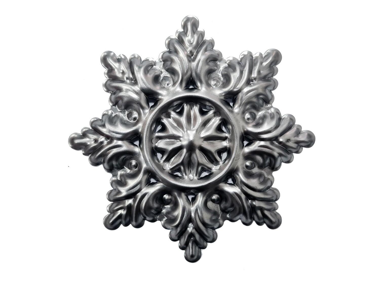 Цветок штампованный 155*1,5 мм