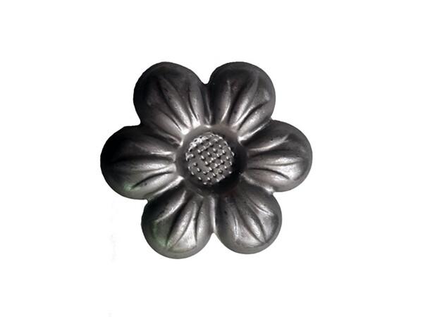 Цветок штампованный 57*2 мм