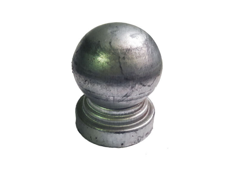 Крышка с шаром на трубу диам. 32 мм
