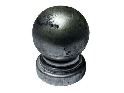 Крышка с шаром на трубу диам. 42 мм