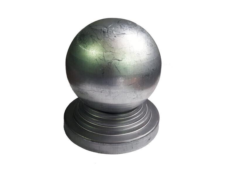 Крышка с шаром на трубу диам. 60 мм