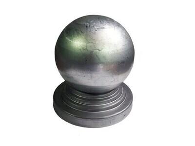 Крышка с шаром на трубу диам. 76 мм