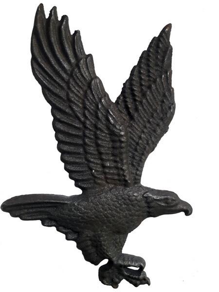 Орел литой 220*145*12 мм