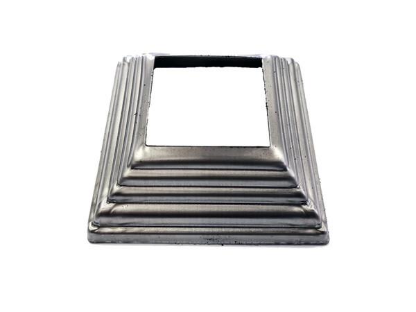 Основание штамп. 95*95*1 мм отв. 50*50 мм