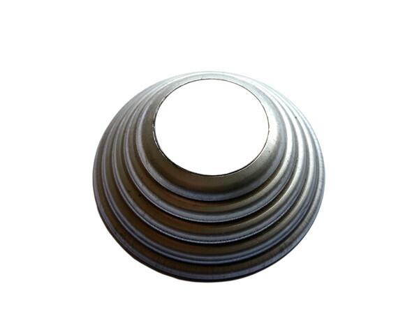 Основание штамп. диам. 80*1 мм отв. 32 мм