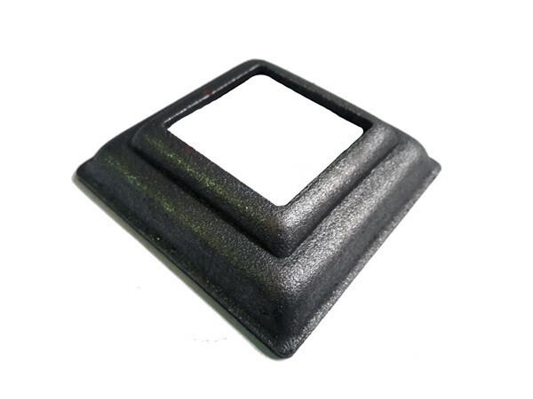 Основание литое 80*80 мм отв. 40*40 мм