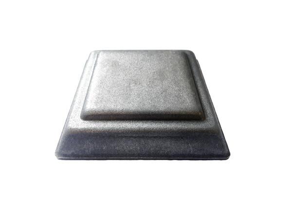 Основание литое 80*80 мм без отверстия