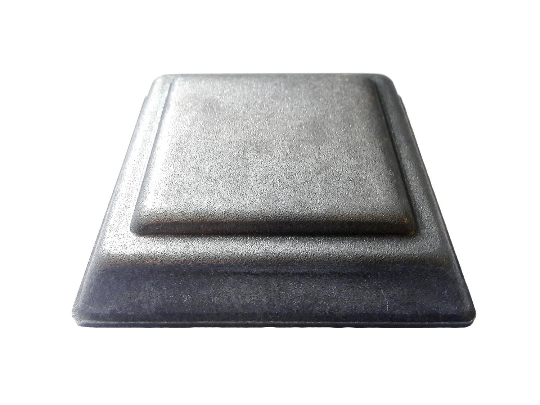 Основание литое 100*100 мм без отверстия