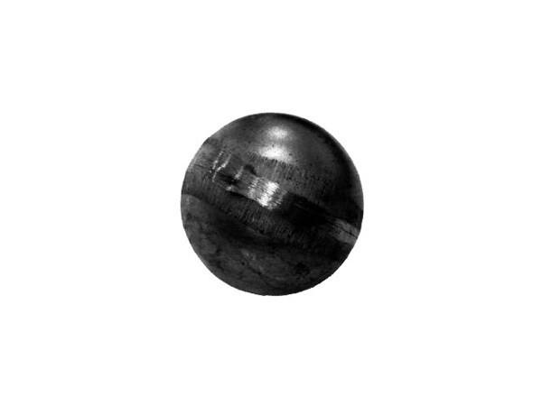 Шар 25*2 мм пустотелый