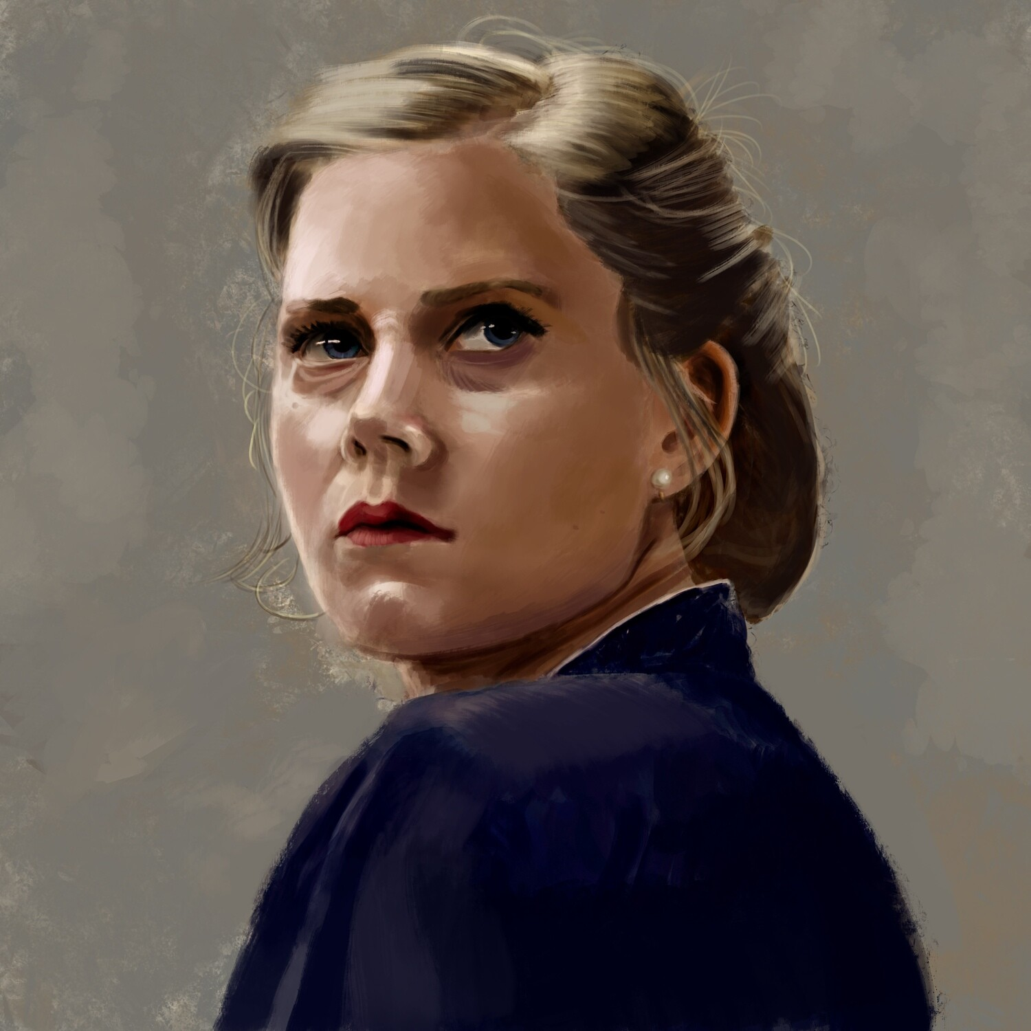 The Master Amy Adams Art Print