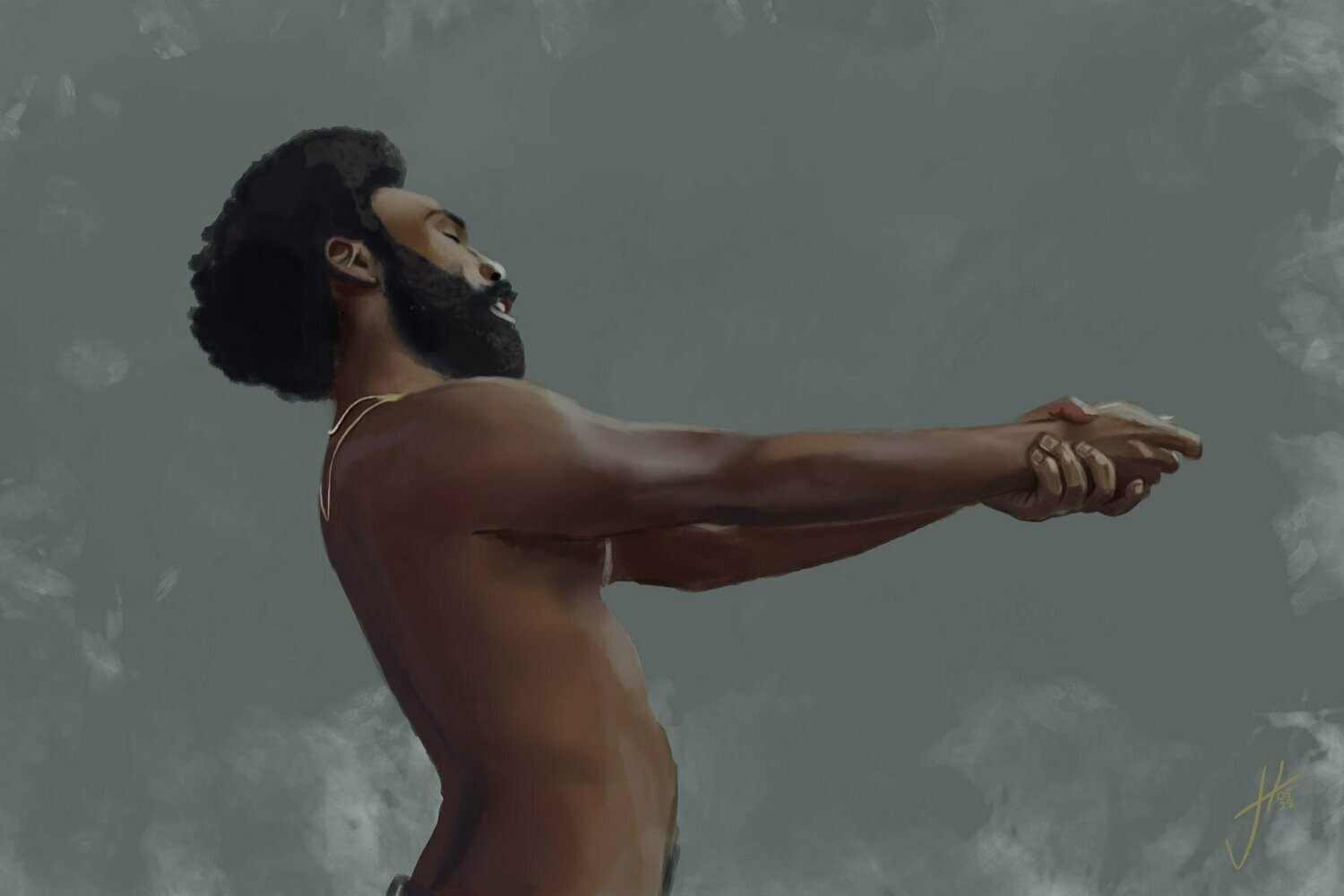 Childish Gambino This is America Art Print