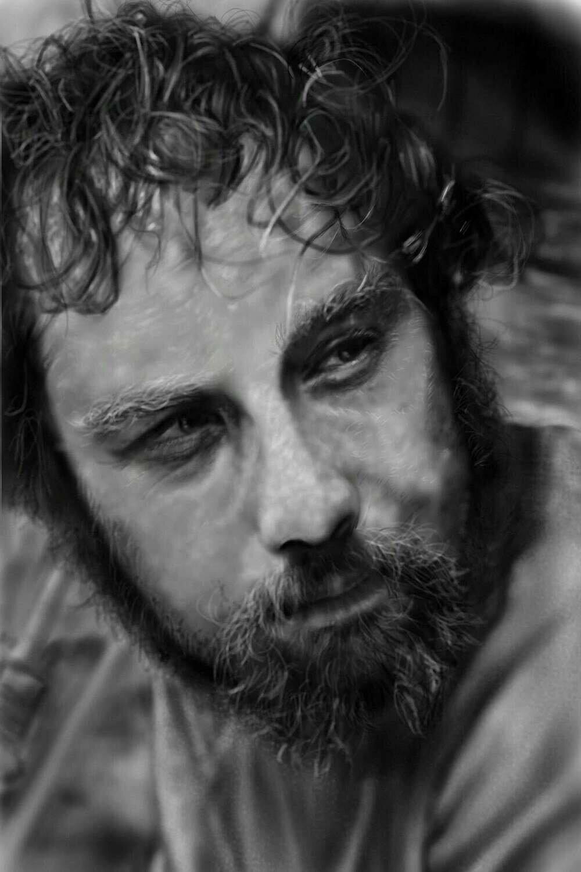 Richard Dreyfuss Jaws Portrait Print