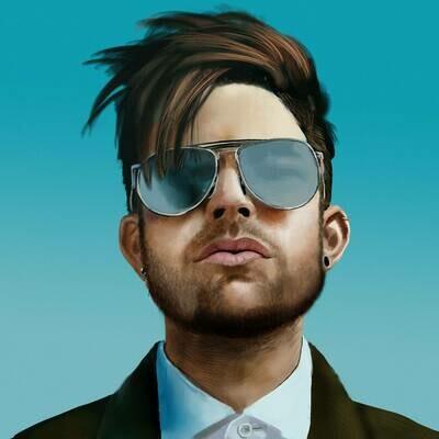 Adam Lambert Print