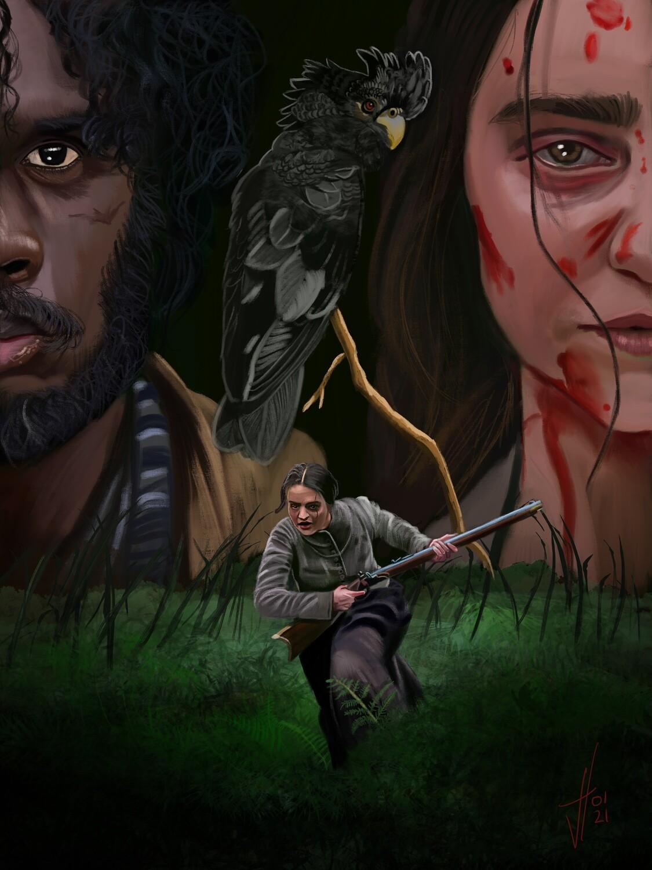 The Nightingale movie Art Print