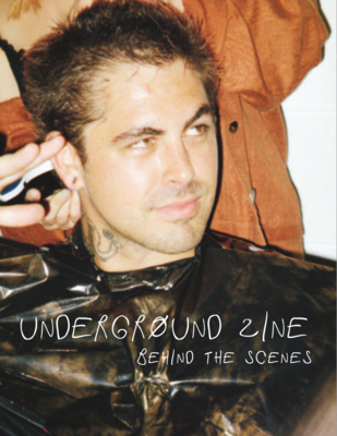 Issue 01: Behind The Scenes (PHYSICAL COPY)