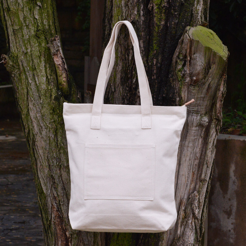 Blank Original Canvas Tote Bag