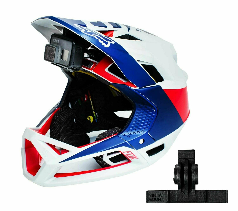 FOX Proframe-NINJA MOUNT – the Action Cam Mount for Fullface Helmets