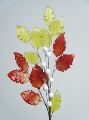 Christmas Leaves