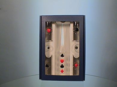 Playing Cards Drinking Set