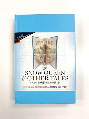 New Snowflake ArtFolds The Snow Queen & Other Tales Book
