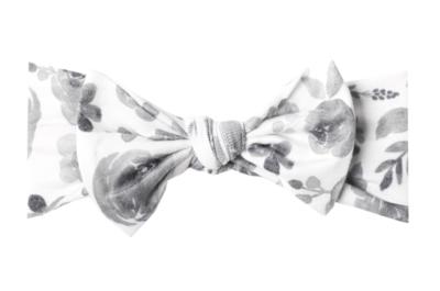 Rowan Headband Bow Copper Pearl