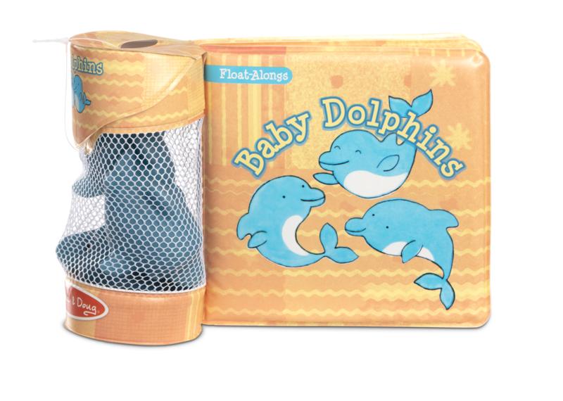 Float Alongs Baby Dolphins Melissa & Doug