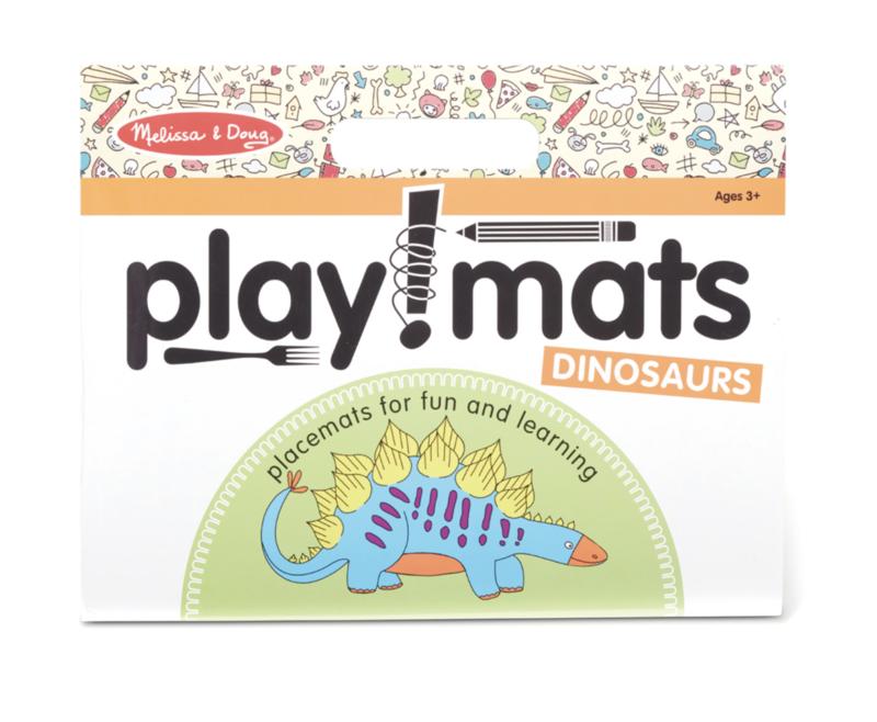 Dinosaurs Playmats Melissa & Doug